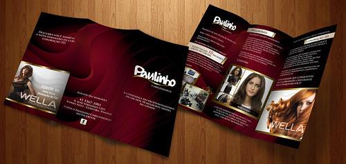 Folder by chambe.com.br