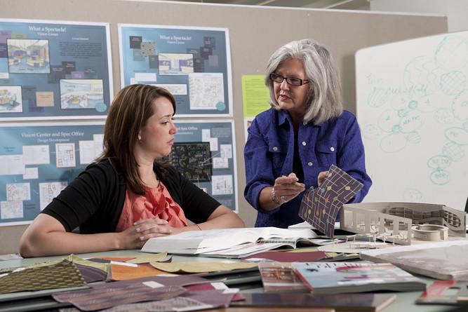Interior Design Master Degree Master Degree Accredited