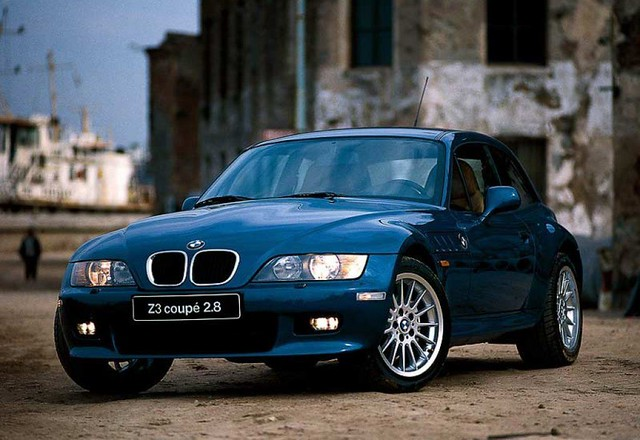 M52B28 Z3 Coupe | Topaz Blue | Walnut