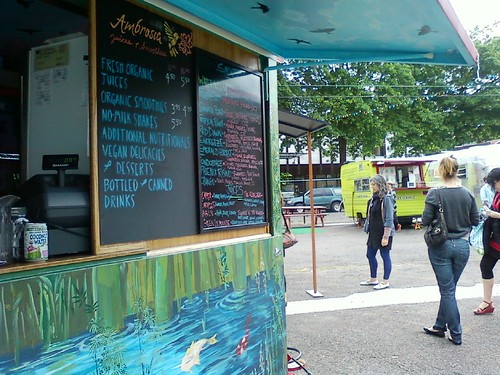 Food Carts - PDX Ace Camp