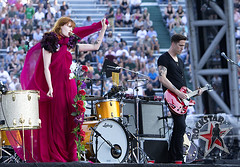Florence + The Machine - Spartan Stadium - East Lansing, MI - June 26th, 2011