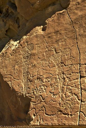 Carrot Men Petroglyphs