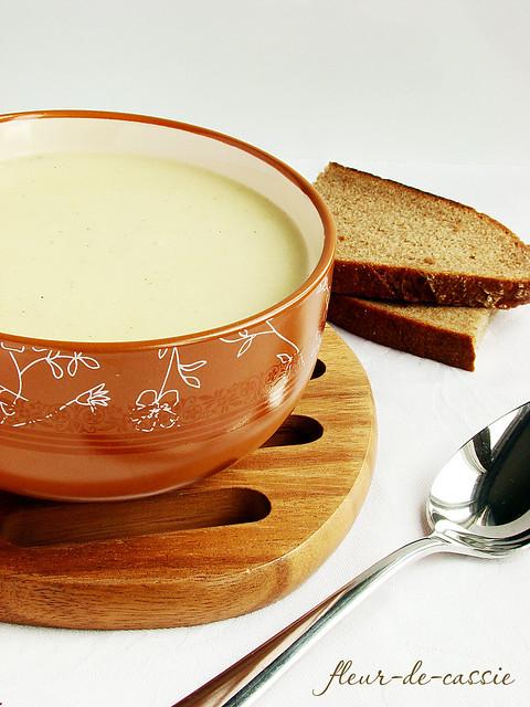 крем-суп кабачковый