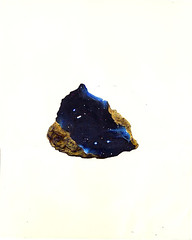 Vivianite (heatherlappleby) Tags: collage space mineral digitalcollage vivianite
