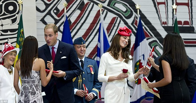 William and Kate a VERY warm Canada Day    William and Kate a VERY warm Canada Day   William and Kate a VERY warm Canada Day   William and Kate a VERY warm Canada Day  18