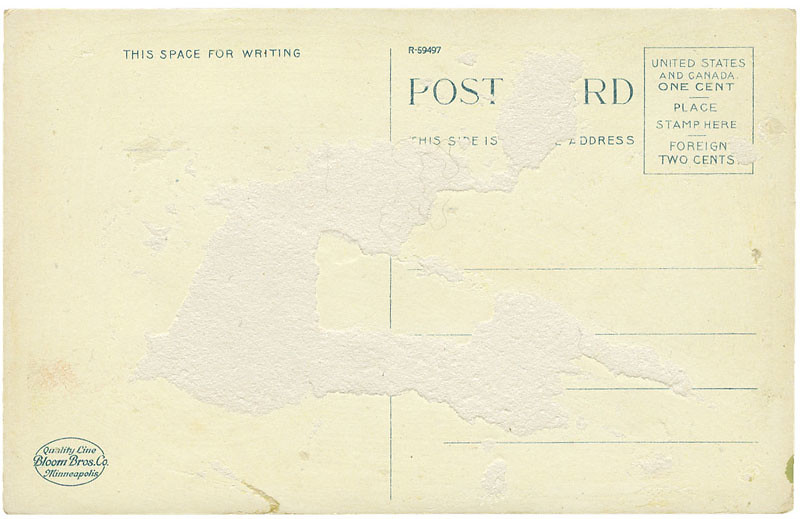 Fargo post card_tatteredandlost