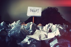 Stress, stress, stress! (Ai in Technicolor) Tags: paper studio polaroid study help hate stress carta fisica matematica odio aiuto physic esercizi materie exsercises