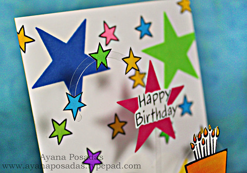 Pop-Up Star Birthday Cake (5)