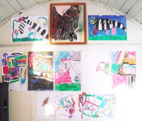 Die kleinen Leute & Jos Diegel - Ausstellung Juli 2011