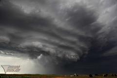 Wyoming Supercell (Stacked Plates) Tags: