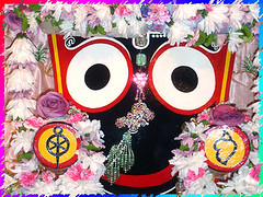 Replica of Jagannath Temple for non-Hindu Tourists