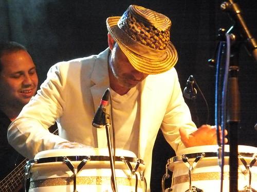 Jose Conde at Ottawa Bluesfest 2011
