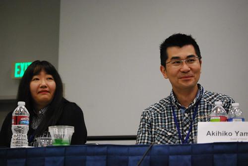 AM2 2011/ Miho Shimagosa & Akihiko Yamashita