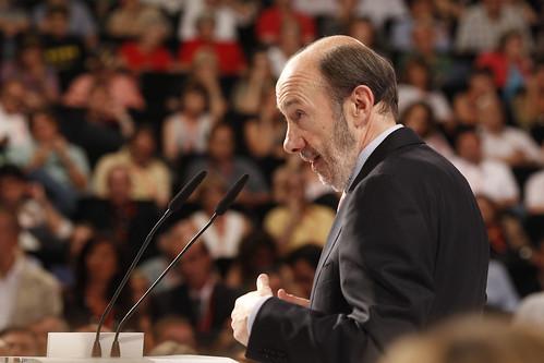 Proclamación Alfredo P. Rubalcaba