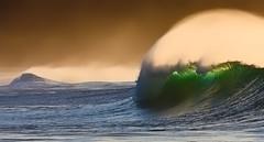 [フリー画像] 自然・風景, 海, 波, オーストラリア, 201107111700