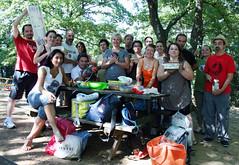 Picniccando a Valicaja (Firenzesca) Tags: picnic grigliata poggiovalicaia gruppofirenze