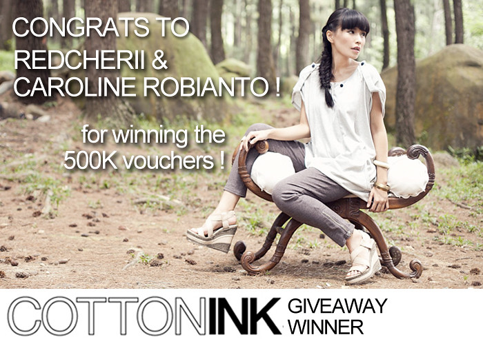 cottonink-giveaway-winner