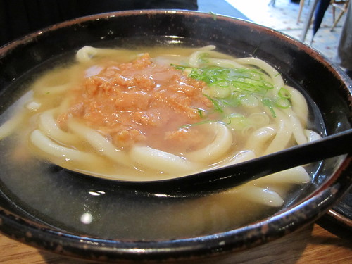 Slightly Peckish: Udon at Koya 5