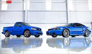 Tony Nesbitt 2003 Ford Cobra SVT Terminator Mustang & Ford Lighting SVT