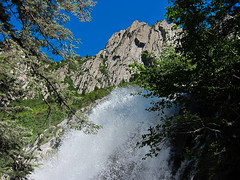 Bell Canyon Falls