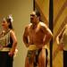 Apresentacao de dancas Maoris