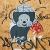 Kiki (zigazou76) Tags: streetart graffiti tag manger kiki cervelle cumbone