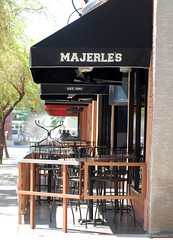 MAJERLES (ONE/MILLION) Tags: trip arizona signs dan phoenix bar fun outdoors photo google interesting pub flickr downtown day baseball photos grill restuarant mlb specials allstargame onemillion williestark majerles allstarphoenix