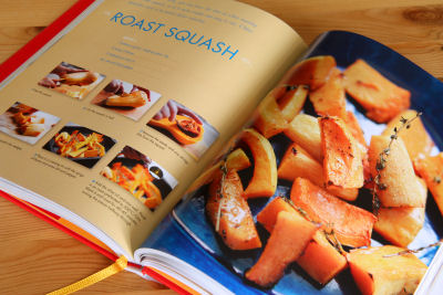 inside Rosemary Shrager cookbook 2280 R