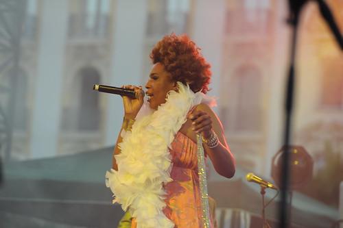 Macy Gray In Nice Jazz Festival By McYavell - 110711 (2)