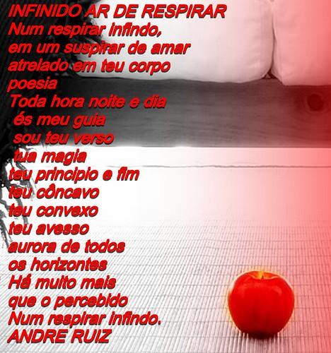 INFINDO AR DE RESPIRAR by amigos do poeta