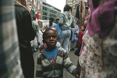 ORDINARY CHILD LIFE - EXPLORED 4° (The Ordinary Life) Tags: bw white black london bn bianco londra nero floriano macchione