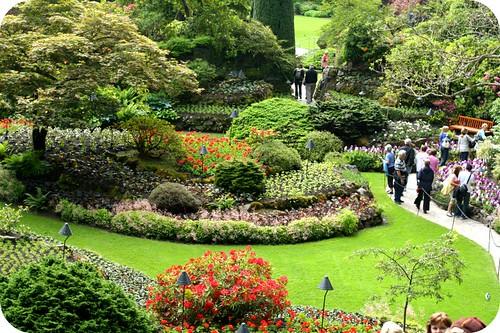 Butchardt Gardens 1