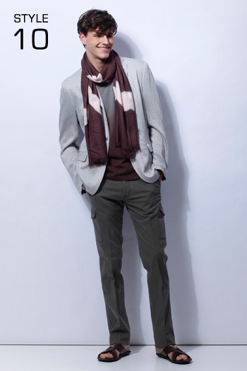 Robert Rae0132_23区 HOMME 2011 Spring & Summer Collection