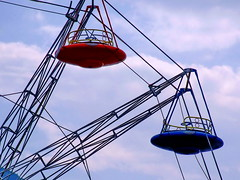 Ferris wheel (markb120) Tags: park wheel amusement ride ferris greece ellada kamena vourla