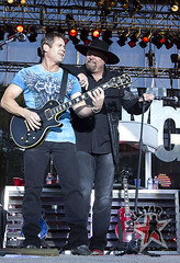Montgomery Gentry - Sarnia Bayfest - ONT Canada - July 15th 2011