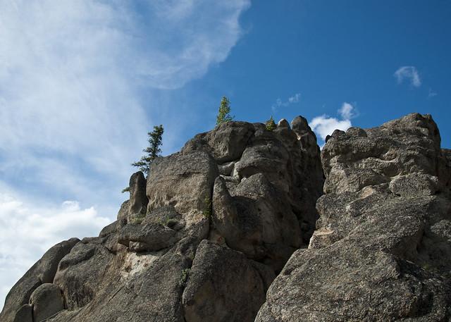 Granite Skies