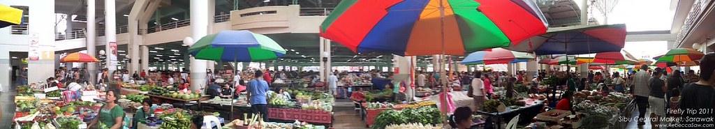 Firefly trip - Sibu Central Market, Sarawak.00