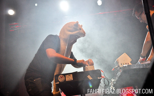 Bottlesmoker- LA Indiefest Festivesound 2011