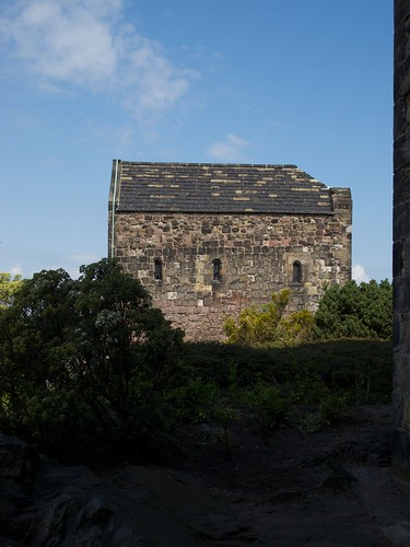 Edinburgh Castle, St. Margaret's Chapel