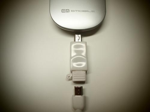 UCC-05MW (mini-USB 変換アダプター)