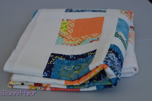 Making of a Quilt sandwich