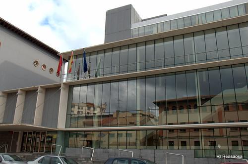 Edificio de oficinas en la calle González Tablas