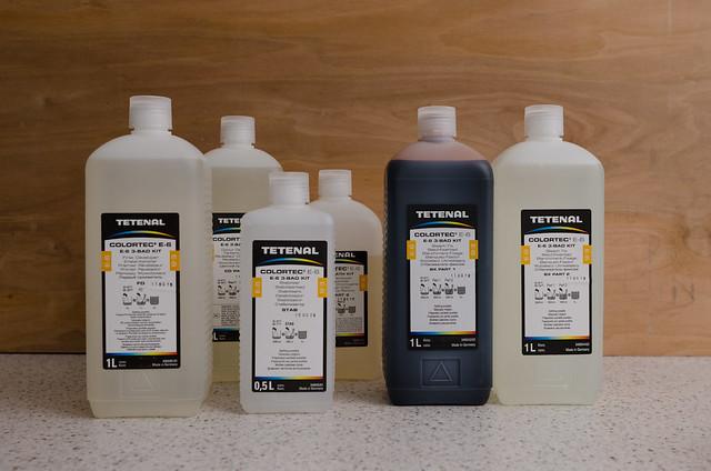 Tetenal E-6 3-bath kit