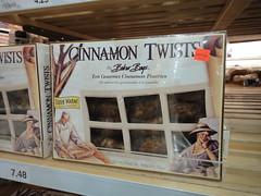 Baker Boys - Cinnamon Twists