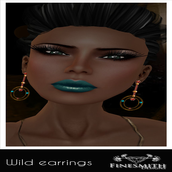 Wild Earrings