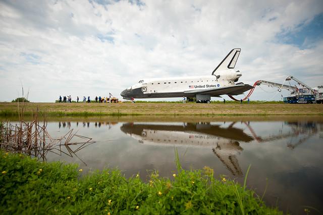 STS-135 Atlantis Landing (201107210008HQ)