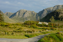 Evening-Poisoned-Glen (rdspalm) Tags: ireland landscapes nikon gaeltacht donegal realireland irishlandscapes