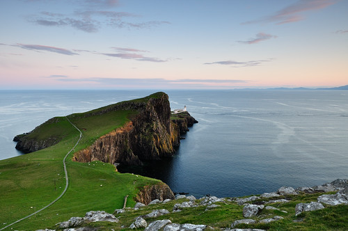Neist Point by jonnywatt