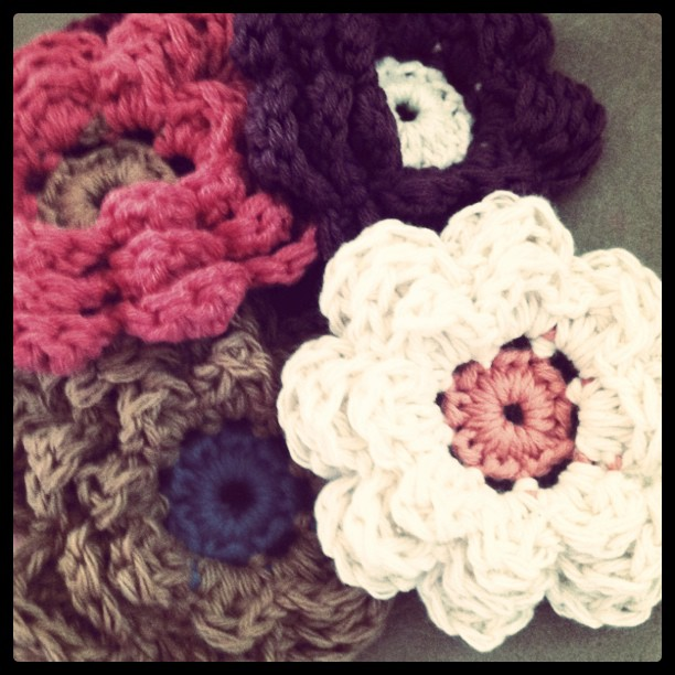 Crochet goodies