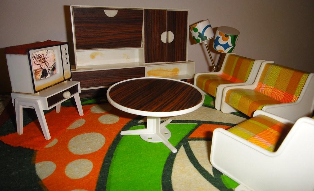 Modella livingroom